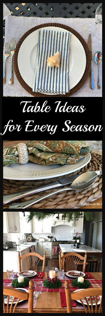 Table Ideas for Every Season