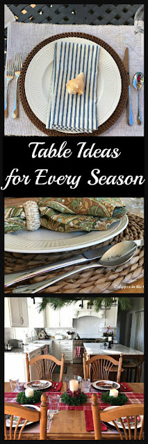 Table Ideas for Every Season