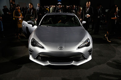 The New Toyota 86 GT 2017  Review, Specs, Price