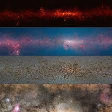 مجرة درب اللبانة كما لم ترها من قبل
