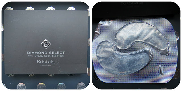 Kristals Cosmetics Diamond Select AntiGravity Spark Eye Mask