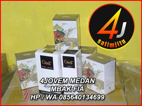 Agen Jovem Gluberry Medan