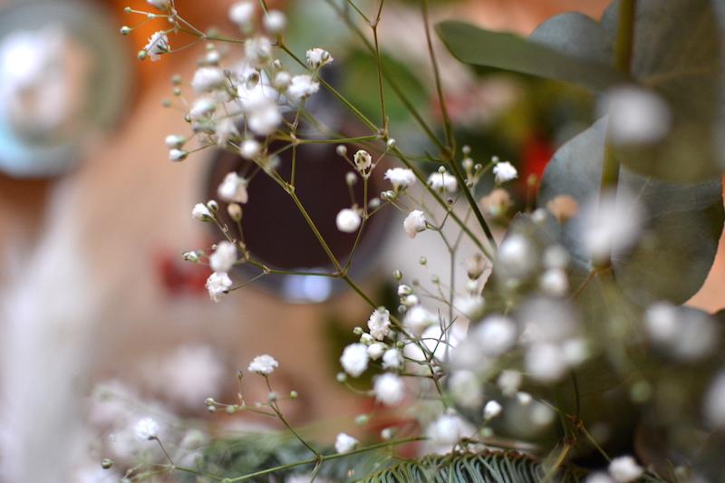 Christmas Tea-time, biscuit étoile canelle Picard, thé kusmitea
