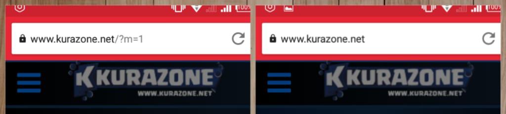 Cara Menghilangkan ?m=1 dan ?m=0 pada URL Blog