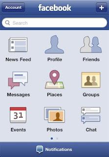 Download Aplikasi Facebook Untuk HP Terbaru 2013