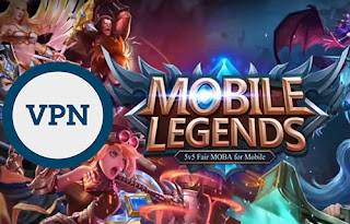 Aplikasi VPN Mobile Legends Terbaik Di Android