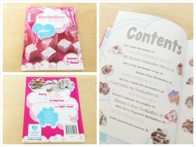 Marshmallows Made Marvellous [Book Review]