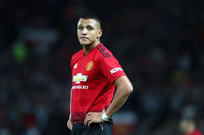 Manchester United's Alexis Sanchez fitness battle to face Tottenham
