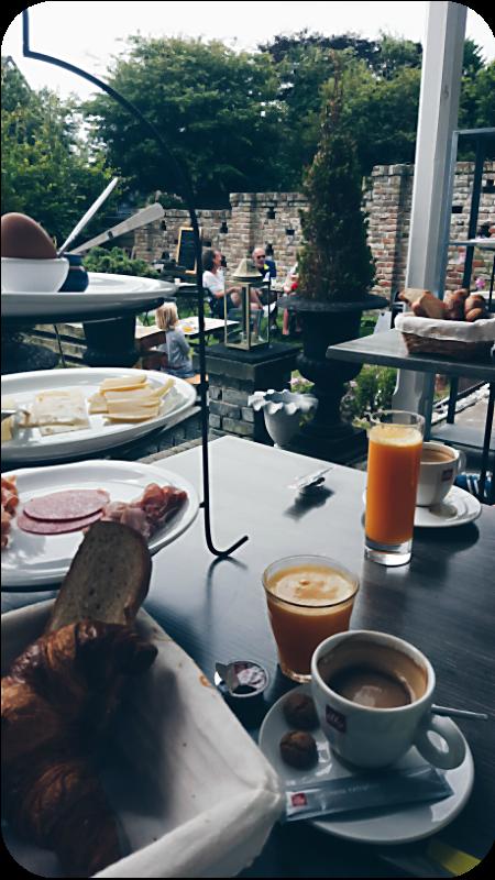 Frühstück in Mondriaans Winkel, Domburg | Arthurs Tochter Kocht von Astrid Paul