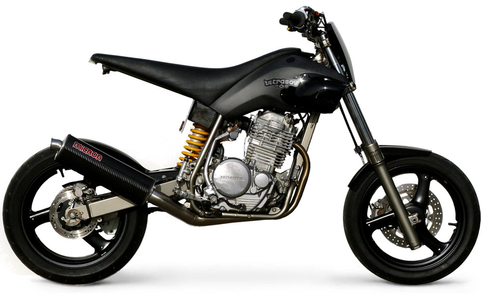 Xr600 Motard: Honda Xr 600r Hrc Supermoto Special By Gerry