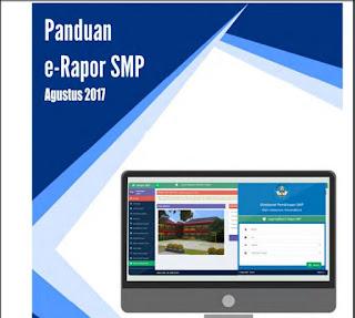 Panduan e-Rapor SMP 2017