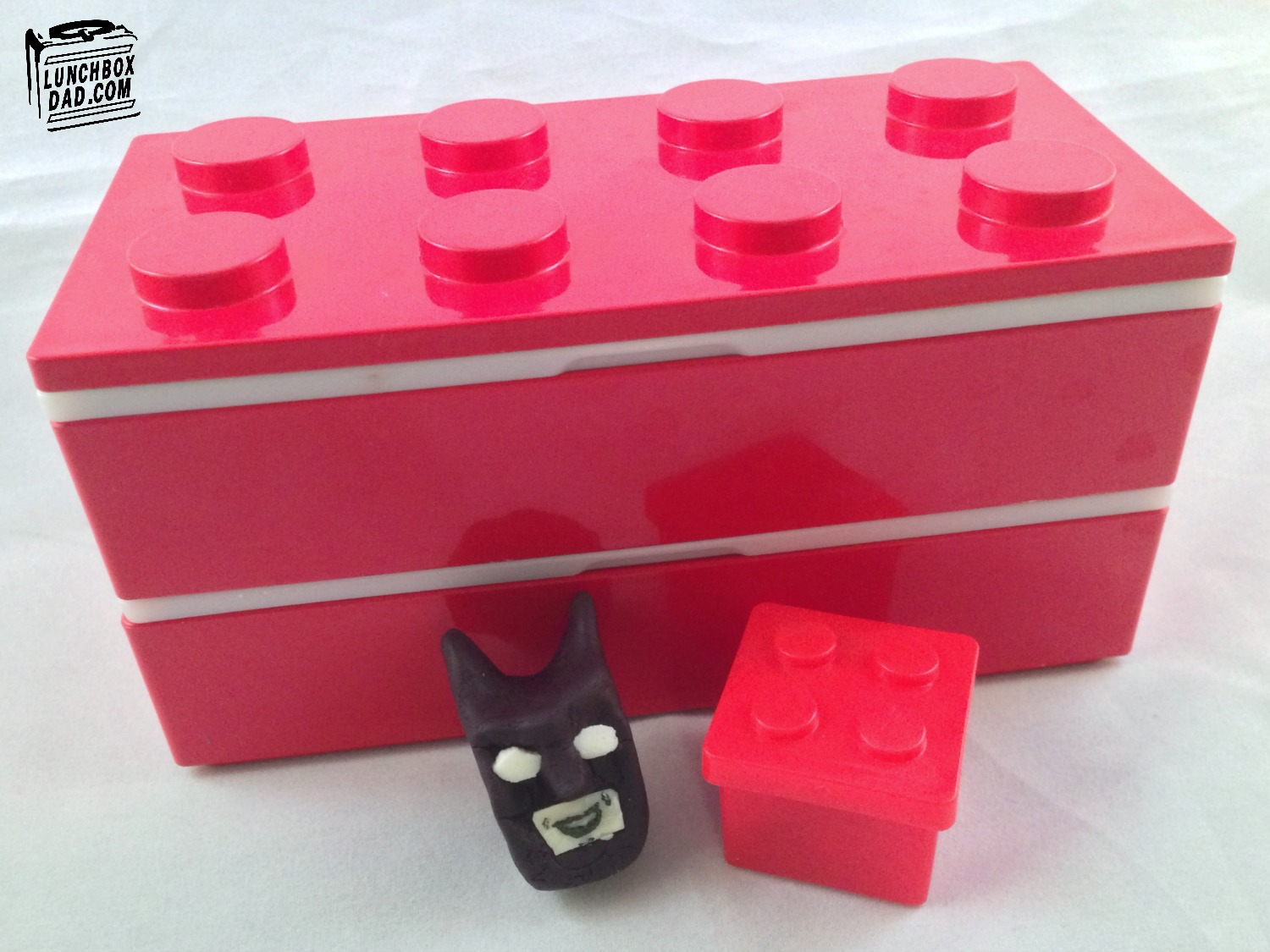 The Lego Movie Batman lunch