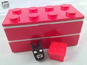 The Lego Movie Batman lunch