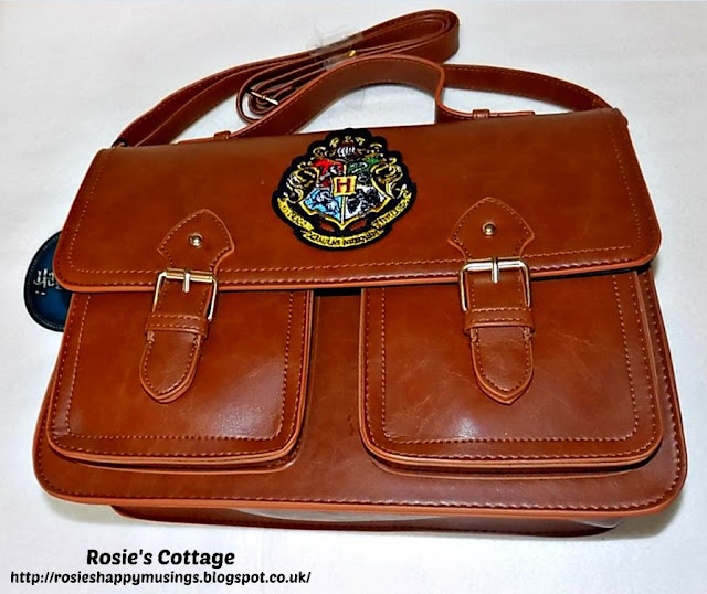 Harry Potter Hogwarts Brown Satchel from Primark