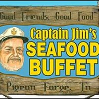 Captain Jim's Seafood Buffet Pigeon Forge TN