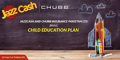 JazzCash introduces insurance for education of children's