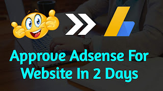 How To Get Google Adsense In The First Attempt [Hindi]