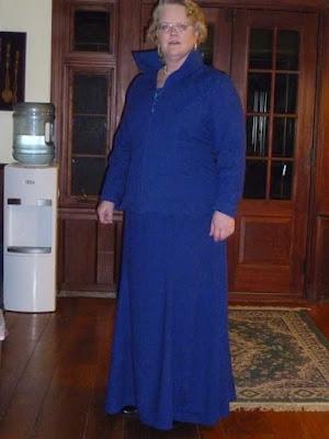 Smithson 2011 Gown