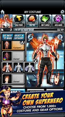 Game: SUPREME HEROES 1.0.0 APK Direct Link