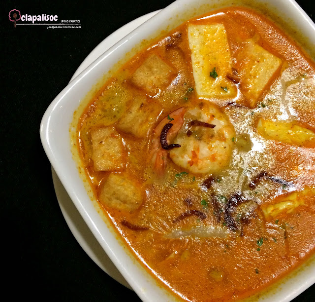 Curry Laksa from Hai Chix and Steaks Green Hills