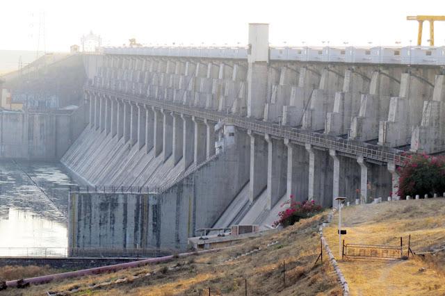 Jayakwadi Dam, Paithan