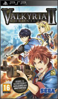 Valkyria Chronicles II (2) (PSP - EUR) ISO [MEGA]