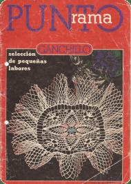 R29 Punto Rama Ganchillo - Selección de Pequeñas Labores