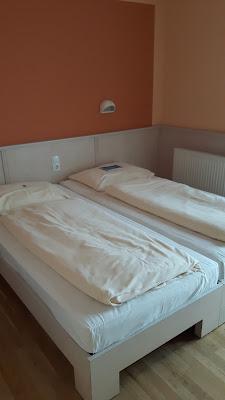 Elternschlafzimmer Jufa Hotel Kempten