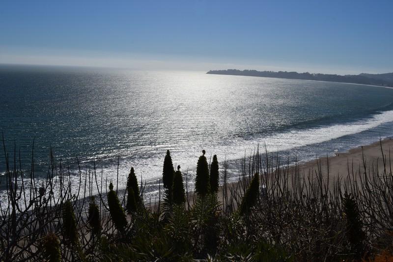 Point Reyes, Californie, côte