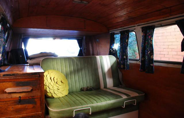 1965 11 Window Splitscreen Campervan Vw Bus