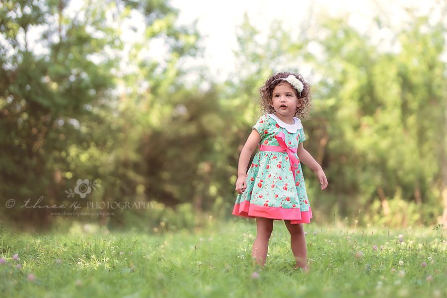 Non Posed Children Portraits