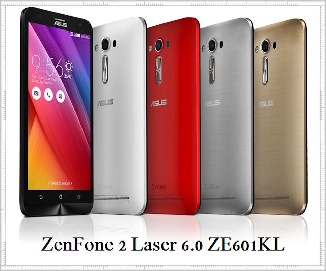 Zenfone 2 Laser 6.0 ZE601KL, Zenfone 2, Zenfone, Zenfone 2 Laser, Asus, Asus Zenfone