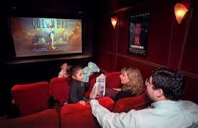 Menonton film