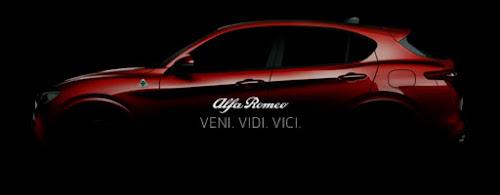 Alfa Romeo Veni Vidi Vici