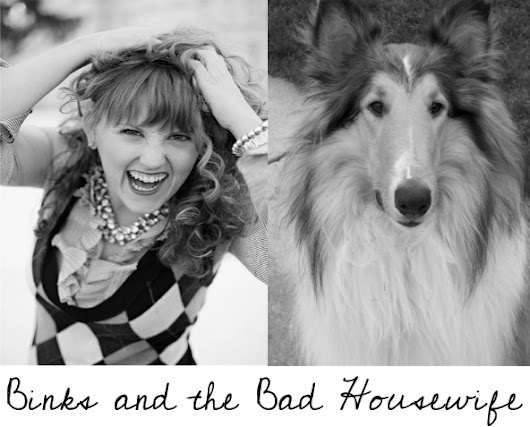 Binks and the Bad Housewife: Blog Sale!