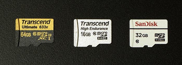 ドライブレコーダーで使うマイクロSDカードのおすすめ3商品