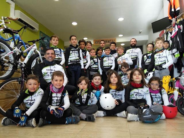escuela de ciclismo porto bikes
