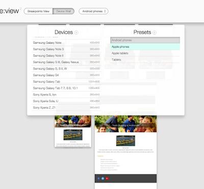 Emmet Re:view , pour tester (rapidement) votre responsive design, A Unix Mind In A Windows World