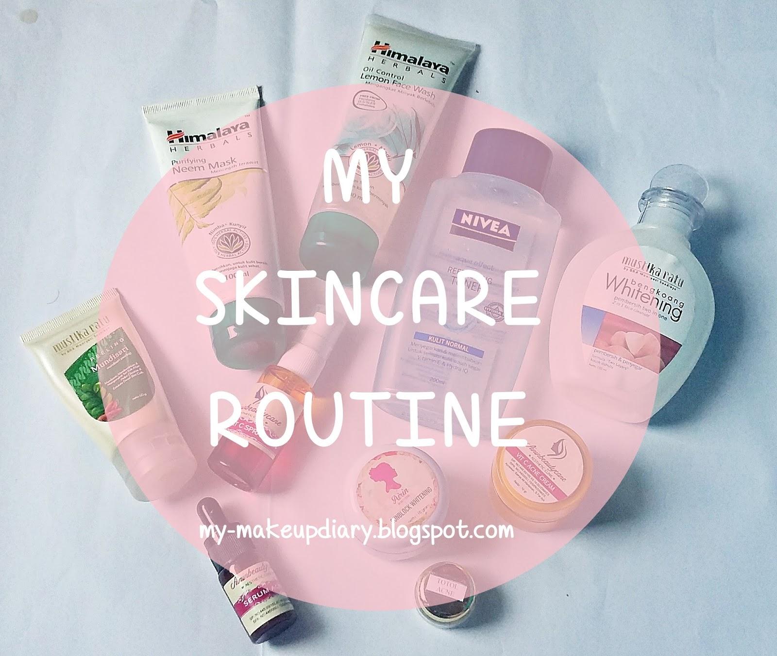 Skincare routine yang cocok untuk remaja
