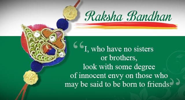 Raksha Bandhan 2019 Status