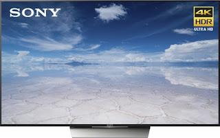 """Sony 75"""" TV"""