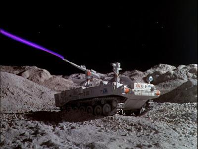 Laser tank 1