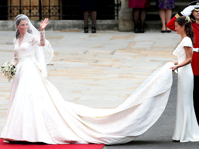 mariage Prince William & Kate Middleton