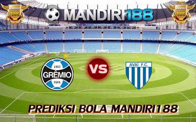 AGEN BOLA - Prediksi Gremio Porto Alegre vs Avai SC 10 Juli 2017