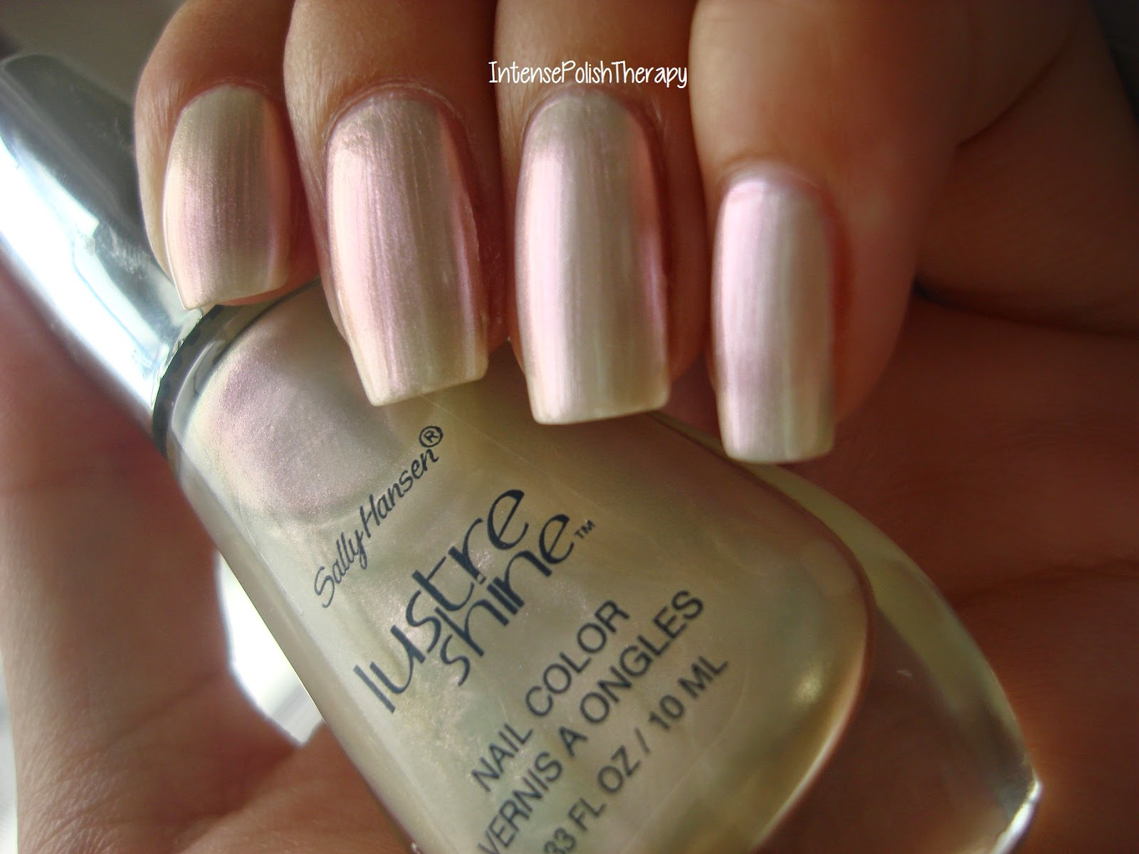 Sally Hansen Lustre Shine - Moonstone