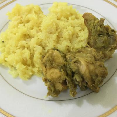Resepi Pulut Kuning Noxxa Hidangan Untuk 5 Orang