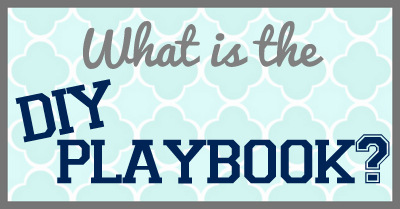 Check out the DIY Playbook blog for tips and tricks related to fun projects and creativity.