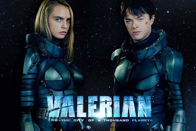 Valerian and the City of a Thousand Planets Action Movie 720p