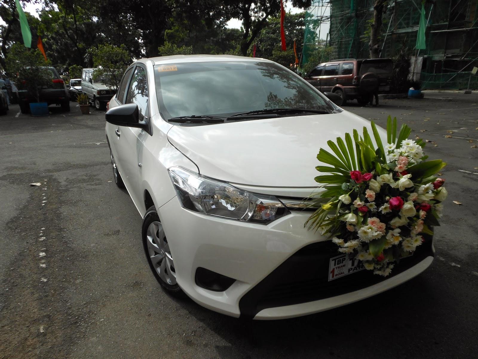 ELITE Rent-A-Car Manila: Bridal Car