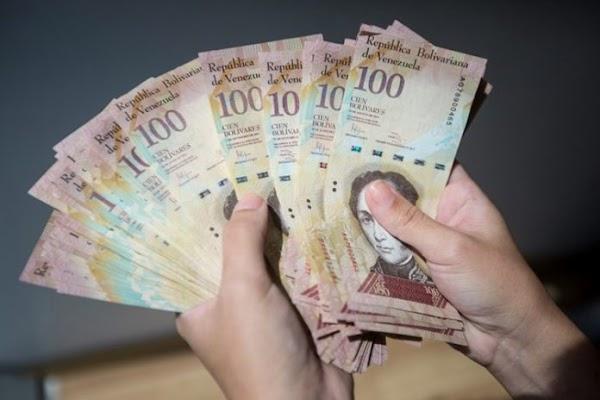 Gaceta oficial prorroga vigencia y circulación billetes de Cien Bolívares (Bs. 100)